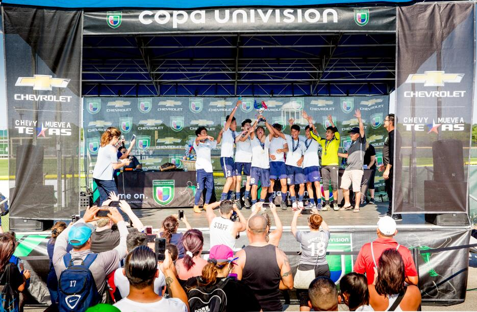 Así se vivió el primer día del torneo organizado por Univision 23 en el...