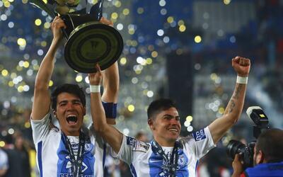 """Formica: """"Ante el Real Madrid verán al mejor Cruz Azul"""" GettyImages-6736..."""