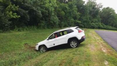 Hackean un Jeep Cherokee 2014 (Crédito de la imagen: WIRED)