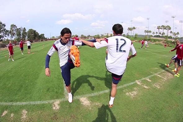 Para Mauro no importa el deporte que la persona elija, siempre y cuando...