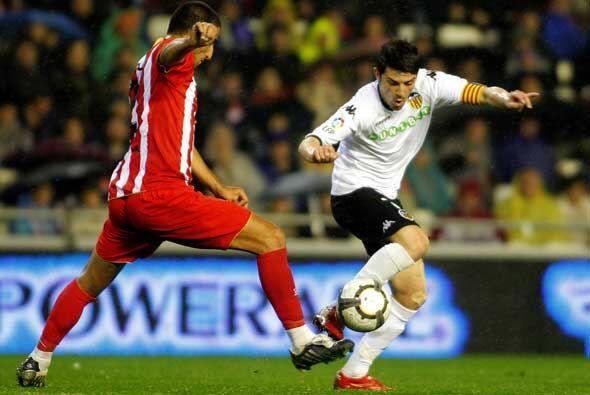 En otro partido, el Valencia se enfrentó a un Almería que en las últimas...