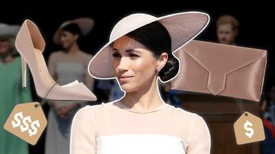 De la cabeza a los pies: esto cuesta el outfit de Meghan Markle en su primer acto oficial como duquesa