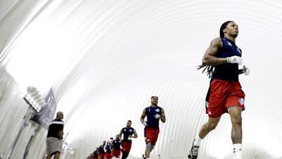 El Super Combine Regional de la NFL ya inició, aquí los prospectos llega...