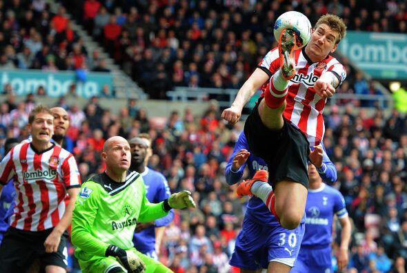 Mientras que el Sunderland se ubica en la novena posición.