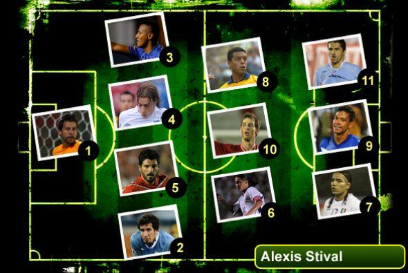 En Univisionfutbol.com te presentamos el equipo ideal de la Copa Liberta...