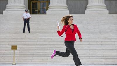 Becarios, prisas y tenis: una semana histórica en la Corte Suprema CIYgM...