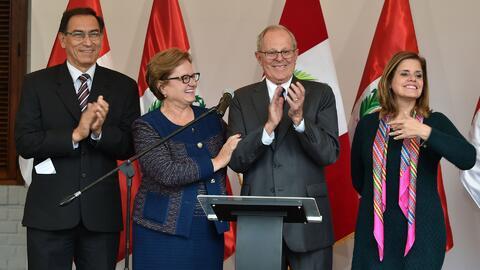 Pedro Pablo Kuczynski es el presidente electo de Perú
