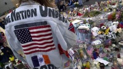 Una mujer de 43 años que murió en los ataques del 11 de septiembre de 20...