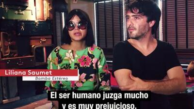 """El hit 'Soy yo' de Bomba Estéreo invita a """"aceptarnos más a nosotros mis..."""