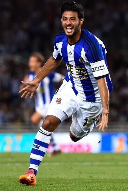 El conjunto de San Sebastián ha apostado por él con la salida de Antoine...