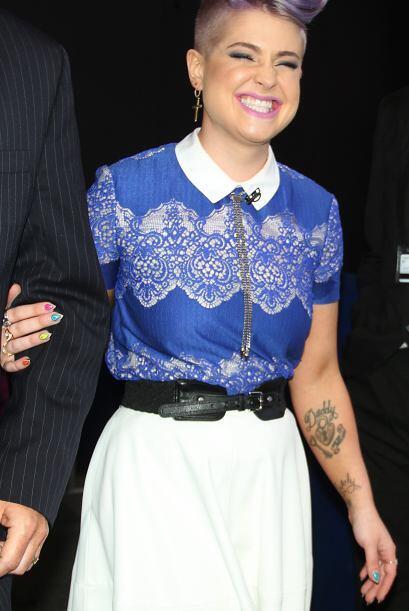La hija de Ozzy y Sharon Osbourne, de 29 años, cambió otra vez de look:...