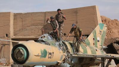 En fotos: Estas son las fuerzas aliadas sirias que fueron atacadas por EEUU de forma accidental