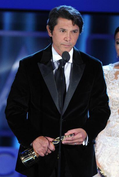 Lou Diamond Phillips dedicó su premio a la desaparecida Jenni Riv...