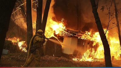 Incendios en California han cobrado la vida de 66 personas