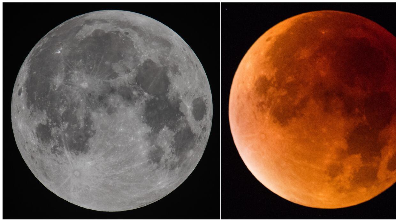 Eclipse 2017 En Houston >> ¿En dónde se verá el eclipse total de luna? - Univision