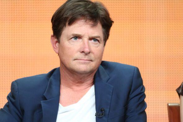 22- Michael J. Fox.  Después de ser diagnosticado con Parkinson en el añ...