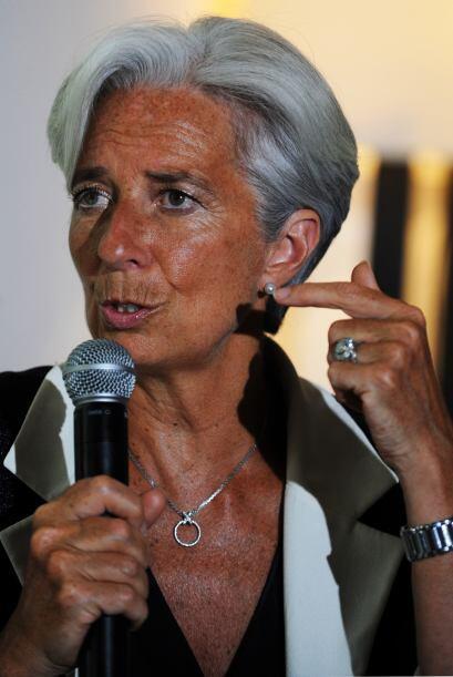La gira de Lagarde ahora la llevará a China, donde se entrevistará con d...