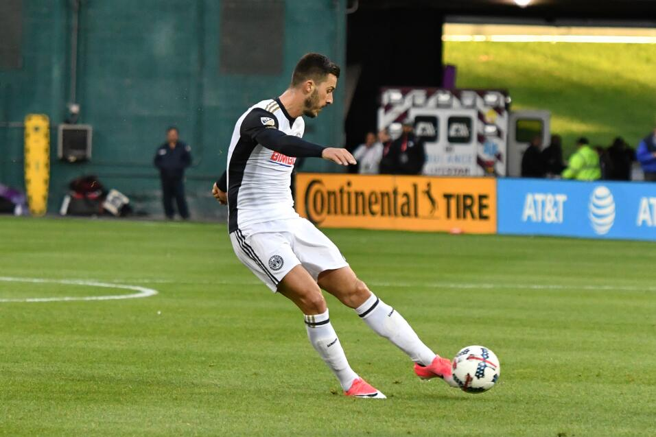Haris Medunjanin  Philadelphia Union