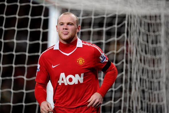 Pero tuvo que ser Rooney el que, de nueva cuenta, convirtiera otro tanto...