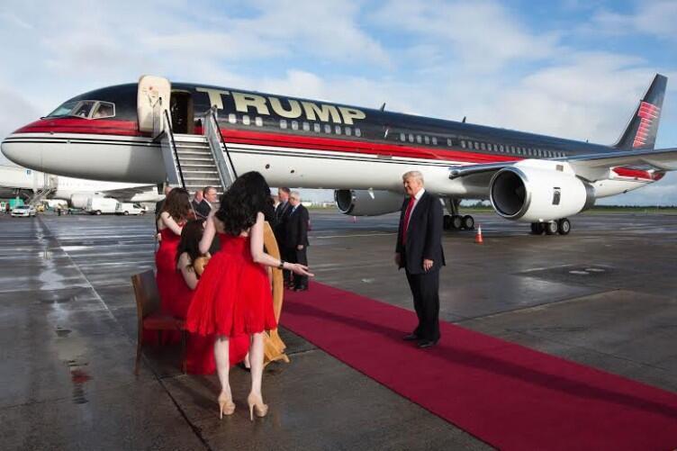 Puesto 20: A poco de ser elegido nuevo presidente de los Estados Unidos,...
