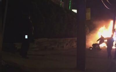 Alcalde de Jersey City: agentes que participaron en persecución que dejó...