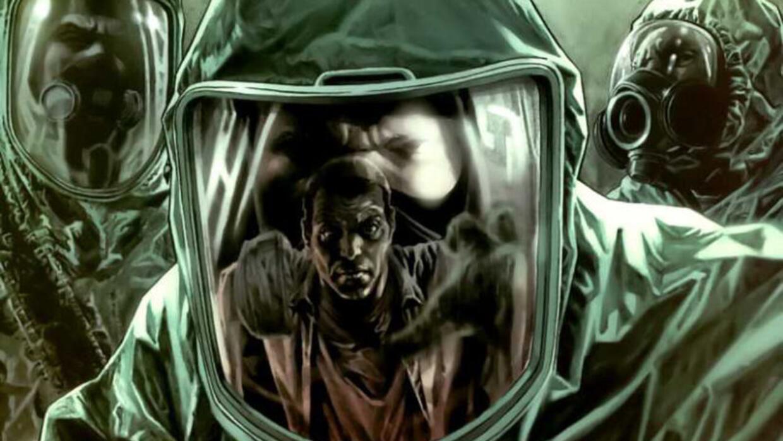 Cómic basado en la novela The Stand, de Stephen King. Imagen: Marvel Comics
