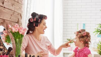 Tips de belleza para mamá