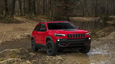 Esta es la nueva Jeep Cherokee 2019