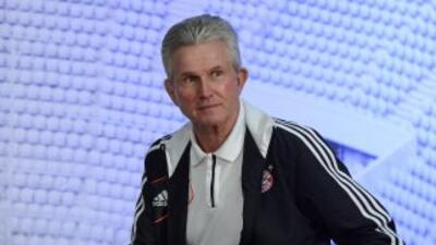 El entrenador del Bayern parece seguro de tener la fórmula para dejar en...