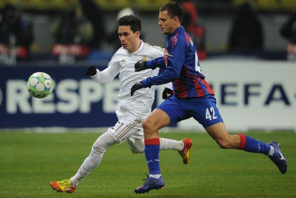 Pero el equipo español mostró aspectos de superioridad desde los primero...