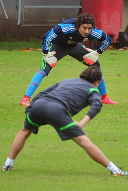 Ochoa realiza trabajos de elasticidad.