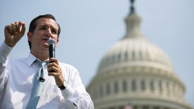 Ted Cruz y su postura sobre inmigración