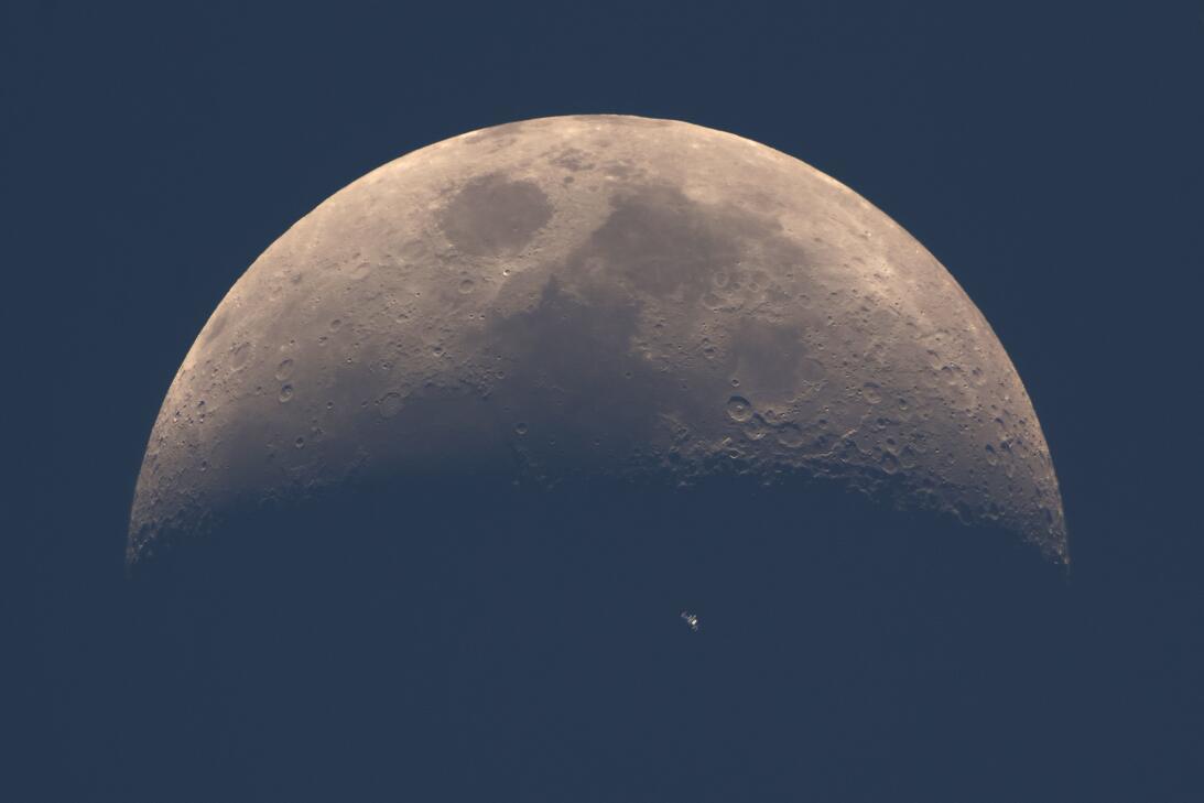 Fotografías astronómicas para disfrutar de las maravillas del espacio IS...