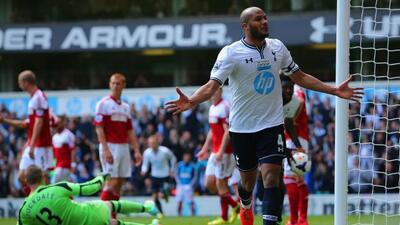 Tottenham no deja ir la ilusión de clasificar a la máxima competencia eu...