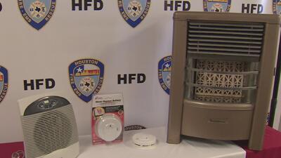 ¿Cómo utilizar correctamente los calentadores para evitar incendios?
