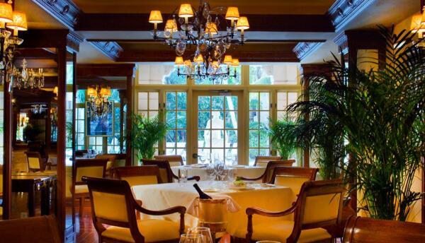 Conoce el restaurante más romántico de Miami - Palme d'Or