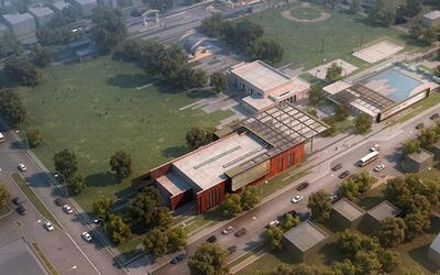 Reinauguran el famoso Emancipation Park