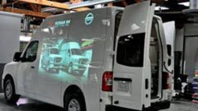 Nissan NV 2012