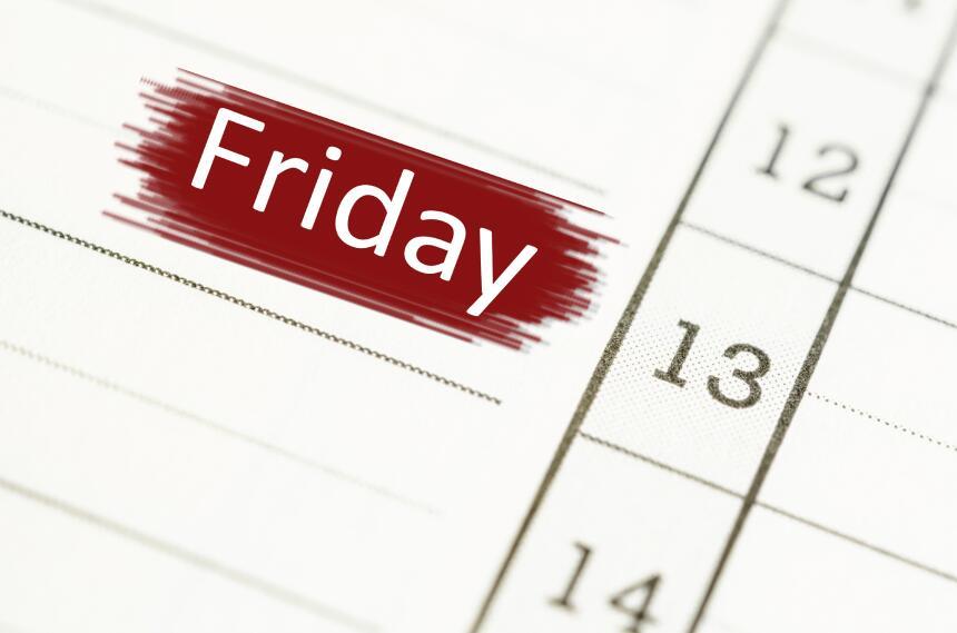 ¿Qué hay detrás del viernes 13?