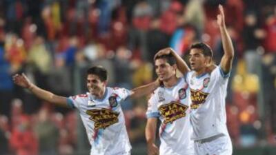 En cuartos de final se verán las caras contra el Nacional de Uruguay.