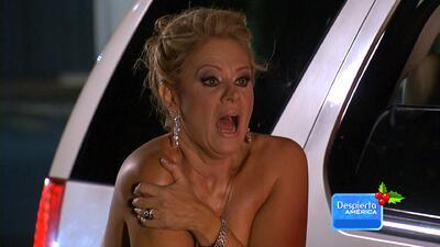Victoria quedó desnuda ante los ojos de Arriaga en 'Amores Verdaderos'