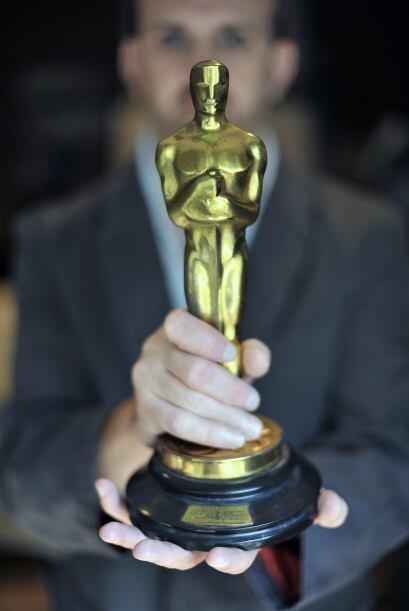"""Otra de las estatuillas subastadas fue la de Mejor Película otorgada a """"..."""