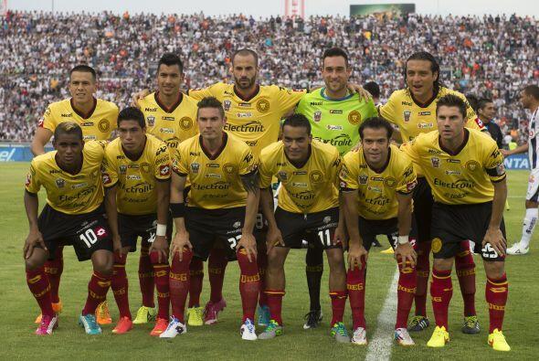 Lo hizo en el Estadio Tecnológico frente a los Rayados de Monterrey el p...