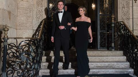 Cuestionan posible conflicto de interés del esposo de Ivanka Trump por l...
