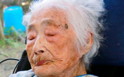 La imagen de septiembre de 2015 muestra a la japonesa Nabi Tajima, la mu...