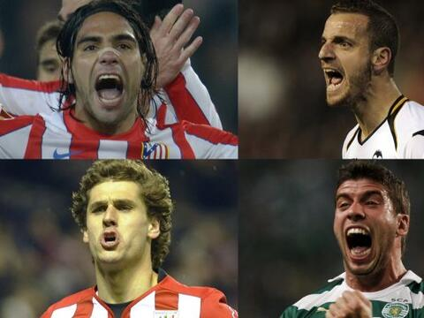 (Con información de AFP) Atlético de Madrid-Valencia y Ath...