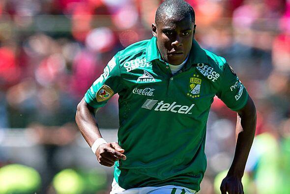 Marcos Jackson Caicedo: El delantero ecuatoriano fue un goleador en la L...