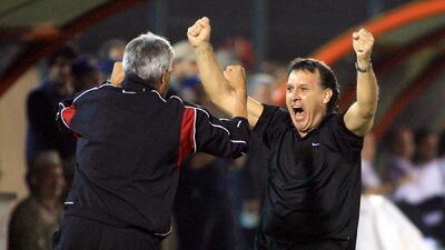 La carrera de Gerardo 'Tata' Martino como entrenador en imágenes