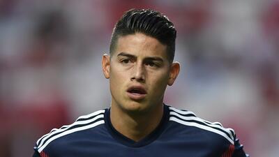 James reconoció que se irá del Bayern si no suma minutos