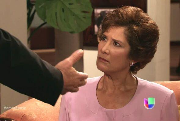 Agustina quedó impactada cuando Dionisio le contó sobre su...